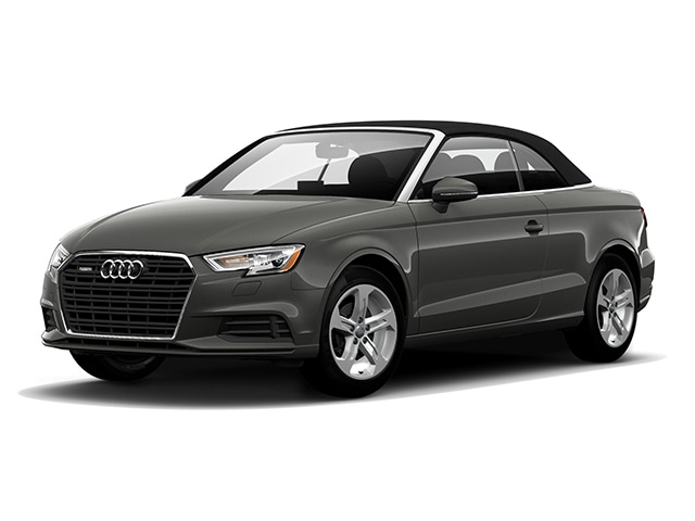 New 2017 Audi A3 2.0T Premium Plus Convertible in Atlanta, GA