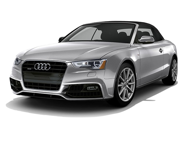 New 2017 Audi A5 Sport Cabriolet Convertible for sale in the Boston MA area