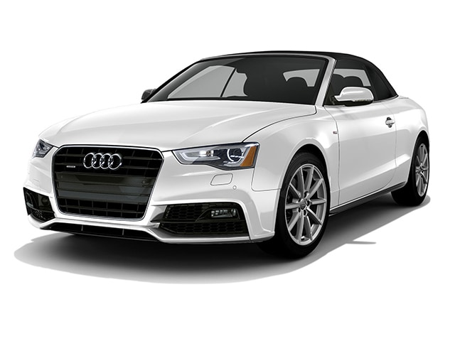 New 2017 Audi A5 2.0T Sport (Tiptronic) Cabriolet For Sale in Beverly Hills