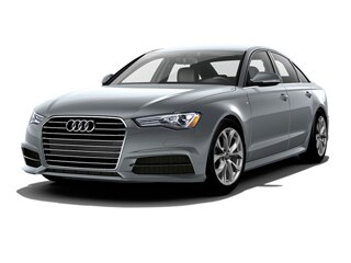 2017 Audi A6 Sedan Tornado Gray Metallic