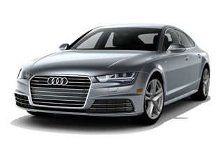 2017 Audi A7 Sedan Tornado Gray Metallic