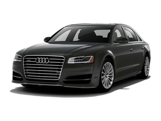 2017 Audi A8 Sedan Oolong Gray Metallic