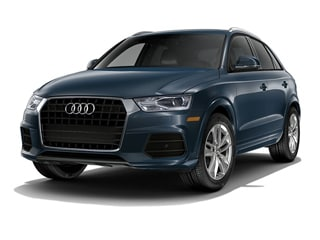 2017 Audi Q3 SUV Utopia Blue Metallic