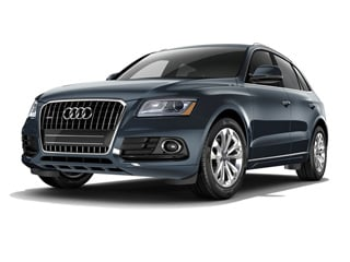 2017 Audi Q5 SUV Utopia Blue Metallic