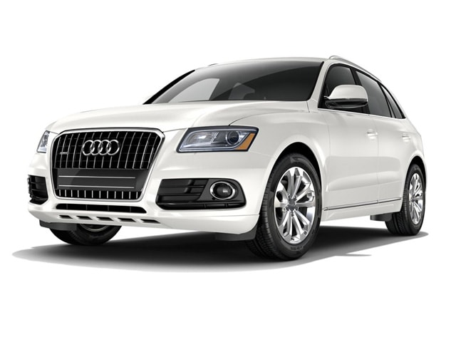 New 2017 Audi Q5 2.0T Premium (Tiptronic) SUV Near Los Angeles