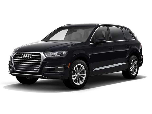 2017 Audi Q7 Suv Houston