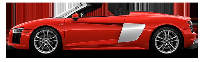 2017 Audi R8 Spyder 5.2 V10