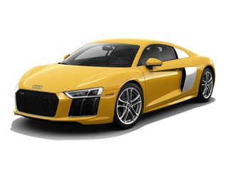 2017 Audi R8 Coupe Vegas Yellow