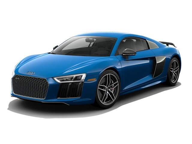 2017 Audi R8 5.2 plus Coupe