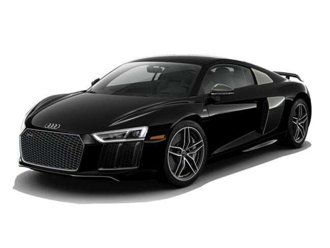 New 2017 Audi R8 5.2 V10 plus Coupe for sale in San Rafael, CA at Audi Marin