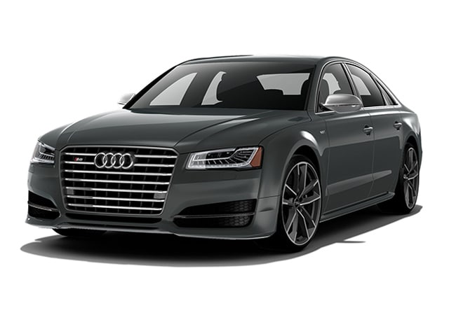 New 2017 Audi S8 4.0T Plus Sedan Miami