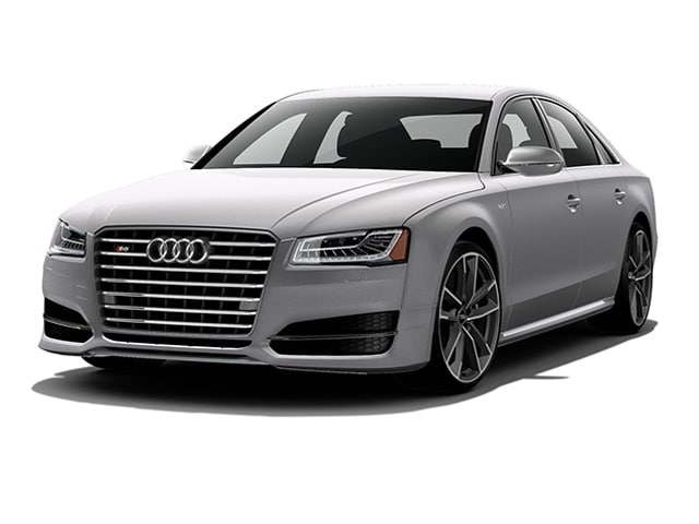 New 2017 Audi S8 4.0T Plus Sedan For Sale in Beverly Hills