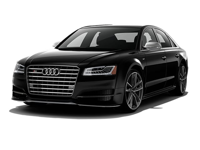 New 2017 Audi S8 4.0T Plus Sedan for sale in the Boston MA area