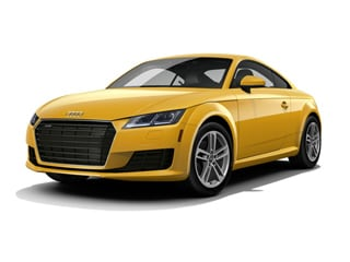 2017 Audi TT Coupe Vegas Yellow