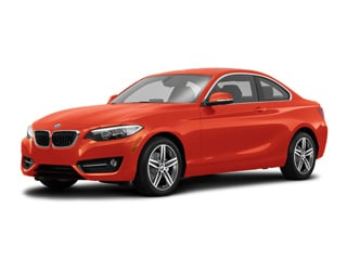 2017 BMW 230i Coupe Valencia Orange Metallic