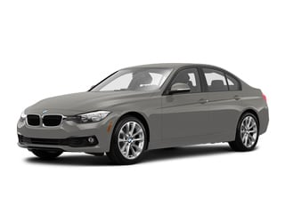 2017 BMW 320i Sedan Platinum Silver Metallic