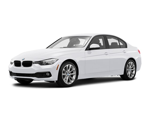 New 2017 BMW 320i Sedan near San Jose