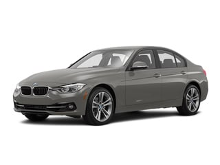 2017 BMW 328d Sedan Platinum Silver Metallic