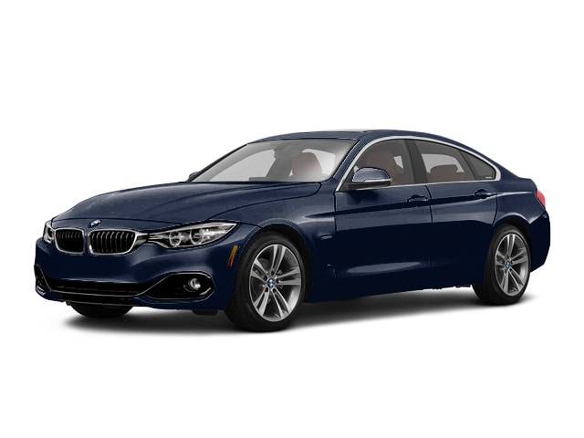 2017 BMW 430i xDrive w/SULEV Hatchback