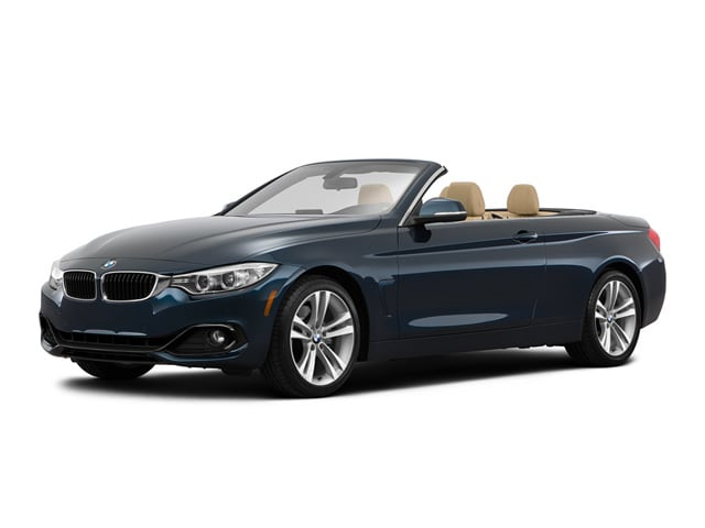 2017 BMW 430i w/ SULEV Convertible