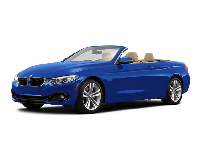 2017 BMW 430i xDrive SULEV Convertible Medford, OR