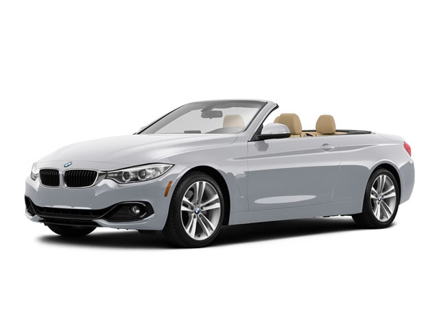 2017 BMW 430i xDrive SULEV Convertible