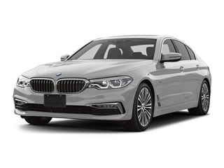 2017 BMW 530i Sedan Mineral White Metallic