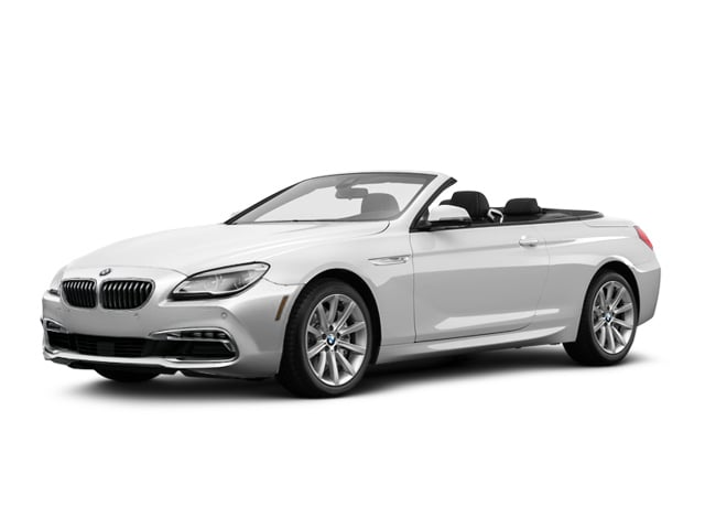 2017 BMW 640i Convertible