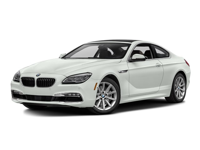2017 BMW 640i Coupe