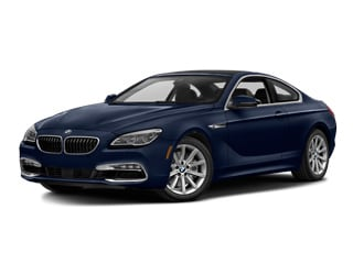 2017 BMW 640i Coupe Tanzanite Blue Metallic