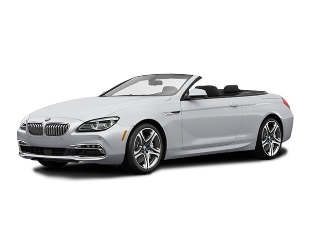 2017 BMW 650i Convertible
