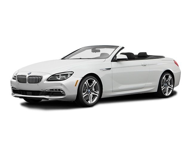 2017 BMW 650i xDrive Convertible
