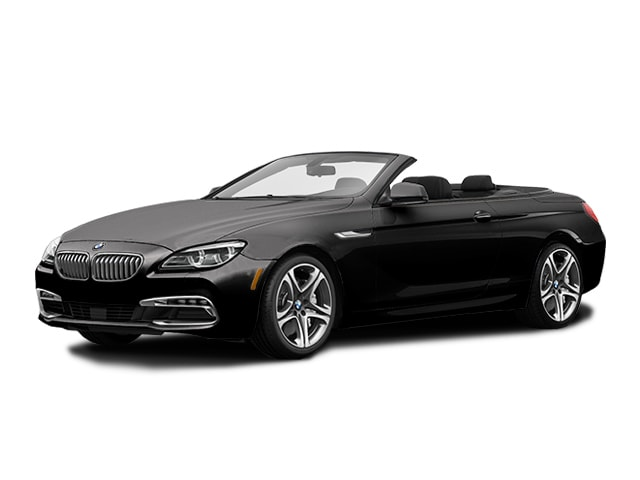 New 2017 BMW 650i xDrive Convertible for sale in the Boston MA area