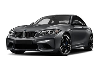 2017 BMW M2 Coupe Mineral Gray Metallic