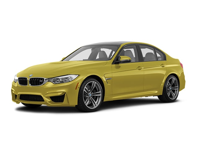 New 2017 BMW M3 Sedan For Sale Plano TX