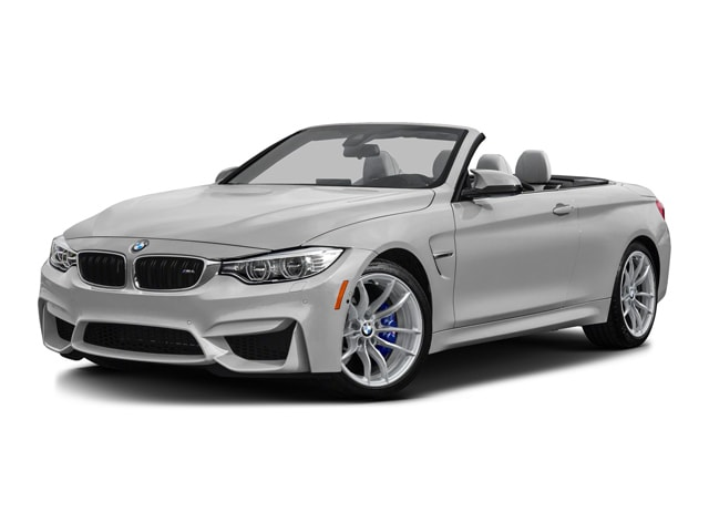 2017 BMW M4 Convertible Convertible