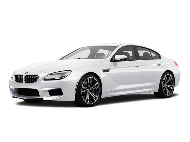 New 2017 BMW M6 Base (DCT) Gran Coupe For Sale Plano TX