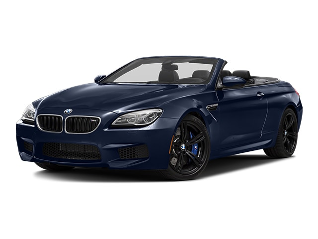 2017 BMW M6 Base Convertible