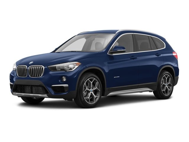 2017 Bmw X1 Blue 200 Interior And Exterior Images