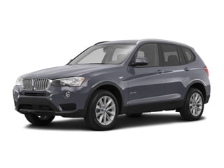 2017 BMW X3 SAV Space Gray Metallic