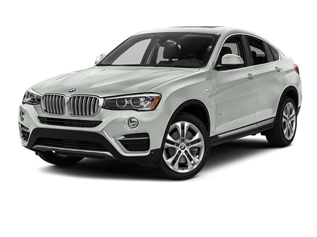 2017 BMW X4 Sports Activity Coupe