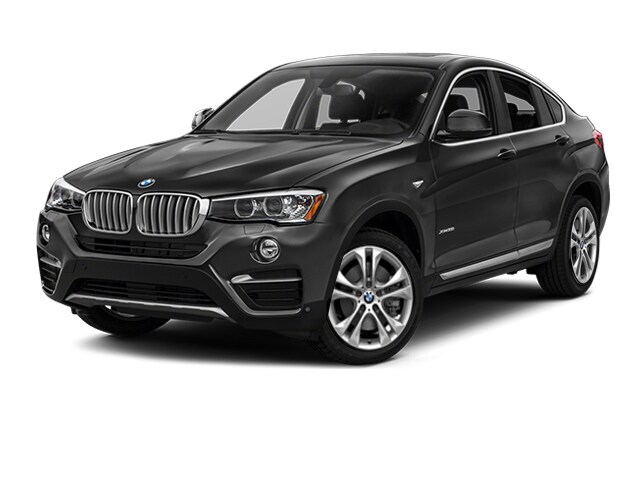 New 2017 BMW X4 xDrive28i Sports Activity Coupe in Los Angeles
