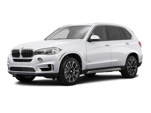 New 2017 BMW X5 xDrive35d SAV