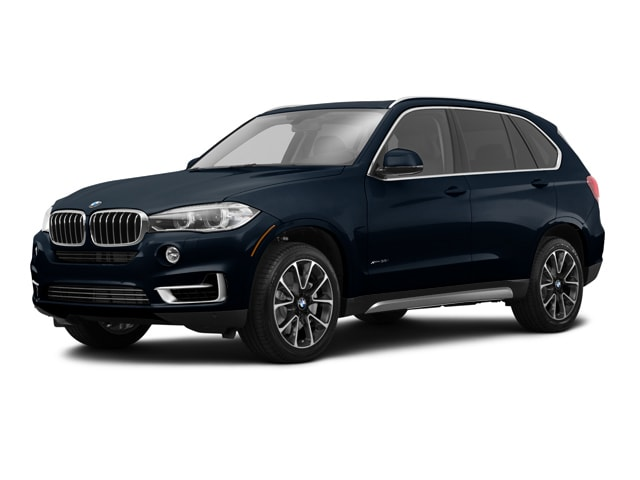 New 2017 BMW X5 xDrive50i SUV for sale in the Boston MA area