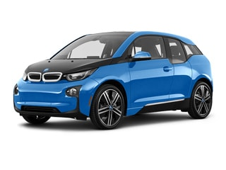 2017 BMW i3 Sedan Protonic Blue Metallic