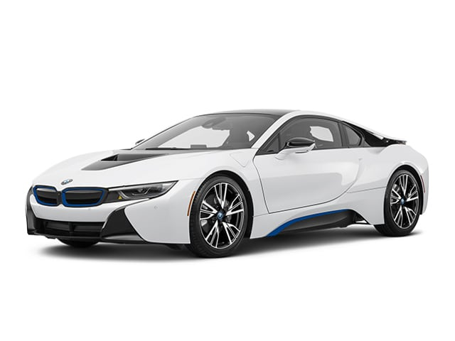 New 2017 BMW i8 Coupe in Houston
