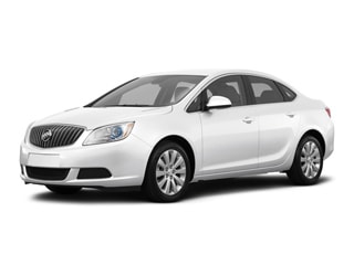 2017 Buick Verano Sedan Summit White