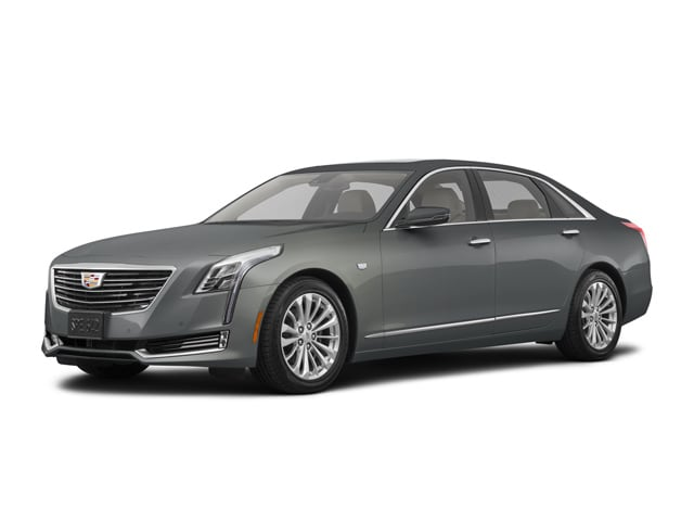 2017 CADILLAC CT6 RECHARGEABLE Berline