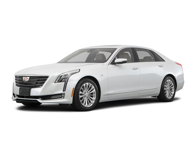 2017 CADILLAC CT6 PLUG-IN PLUG-IN Sedan