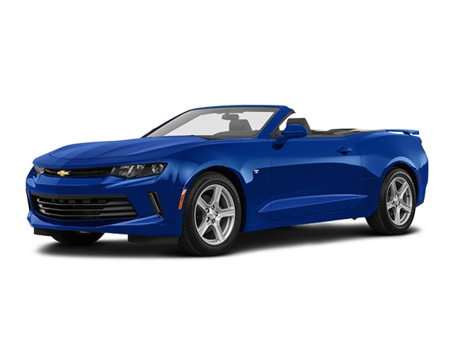 New 2017 Chevrolet Camaro 1LT Convertible near Boston